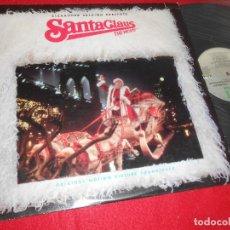 Discos de vinilo: SANTA CLAUS THE MOVIE BSO OST LP 1985 EMI AMERICA EDICION AMERICANA USA. Lote 119075899