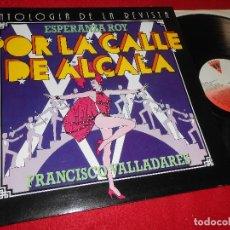 Discos de vinilo: ANTOLOGIA DE LA REVISTA BSO OST VALLADARES+ESPERANZA ROY LP 1983 VICTORIA GATEFOLD E.ESPAÑOLA SPAIN. Lote 119076591