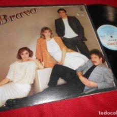 Discos de vinilo: BRAVO LP 1984 HISPAVOX EDICION ESPAÑOLA SPAIN. Lote 119088167