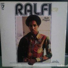 Discos de vinilo: LP VINILO RALFI PAGAN - RALFI / ORIG. SPAIN PRESS 1974 FANIA / TREMENDO KILLER SOUL LATIN / RARO!!!!. Lote 119107399