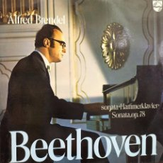 Discos de vinilo: BEETHOVEN - SONATA HAMMERKLAVIER OP. 78 - ALFRED BRENDEL *. Lote 119112787