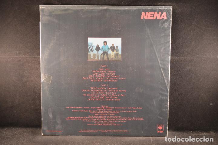 Discos de vinilo: NENA - NENA - LP - Foto 2 - 119122595