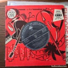Discos de vinilo: EMILIO VENDRELL (HIJO) - FUM-FUM-FUM - EP CID 1961. Lote 119122775