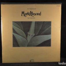 Discos de vinilo: MARK ALMOND - TO THE HEART (AL CORAZON) - LP. Lote 119124331