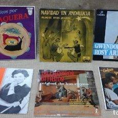 Discos de vinilo: LOTE VARIADO DE LPS. Lote 119151035