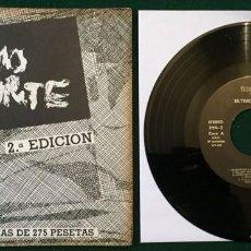 Discos de vinilo: ULTIMO RESORTE FLORYNATA RECORDS 1983 CEMENTERIO CALIENTE - PUNK - DESECHABLES - KANGRENA - LARSEN. Lote 119165391