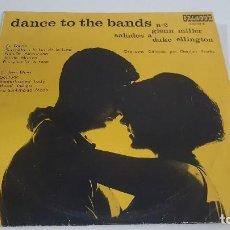 Discos de vinilo: DANCE TO THE BANDS. Lote 119178215