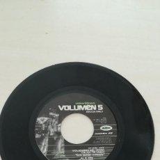 Discos de vinilo: VINILO VIOLADORES DEL VERSO SINGLE EXCLUSIVO +REVISTA SERIE B Nº 5 1999. Lote 119192511