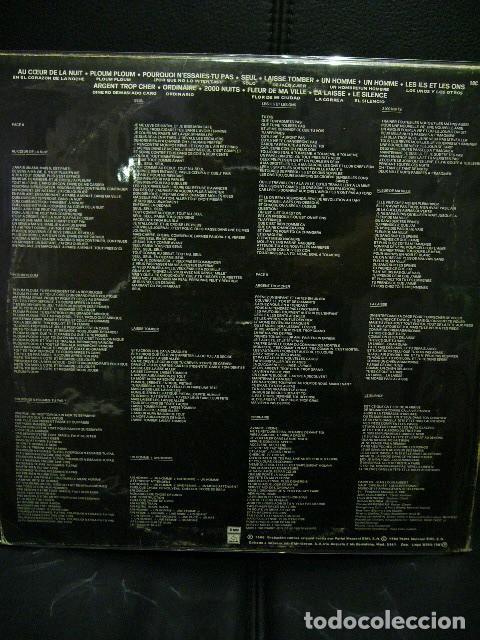 Discos de vinilo: TELEPHONE AU COEUR DE LA NUIT EN EL CORAZON DE LA NOCHE LP SUPER RAREZA 1980 NEW WAVE PUNK ROCK - Foto 6 - 119236459