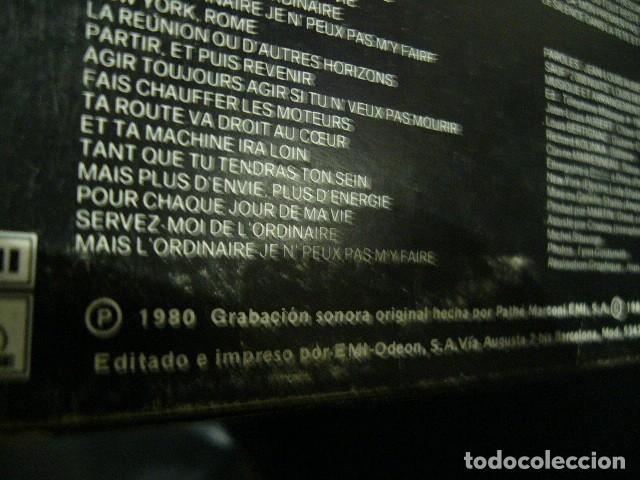 Discos de vinilo: TELEPHONE AU COEUR DE LA NUIT EN EL CORAZON DE LA NOCHE LP SUPER RAREZA 1980 NEW WAVE PUNK ROCK - Foto 9 - 119236459