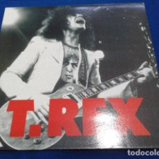 Discos de vinilo: LP VINILO T-REX ( LIVE AT WEMBLEY 1972 ) 2007 CASTLE MUSIC UE PERFECTO. Lote 119239159