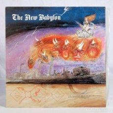 Discos de vinilo: THE NEW BABYLON. EXODO. DISCOS SUICIDAS. 1988.. Lote 140015310