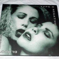 Discos de vinilo: LP TYPE 0 NEGATIVE - BLOODY KISSES. Lote 105005631