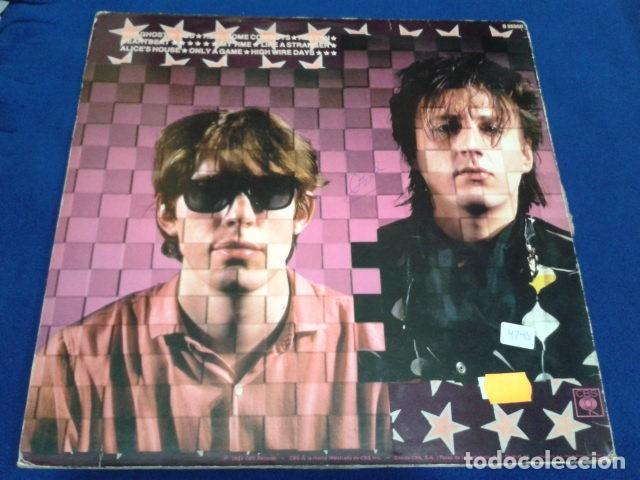 Discos de vinilo: LP VINILO PSYCHEDELIC FURS ( MIRROR MOVES ) 1984 CBS ESPAÑA - Foto 2 - 119254071
