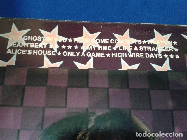 Discos de vinilo: LP VINILO PSYCHEDELIC FURS ( MIRROR MOVES ) 1984 CBS ESPAÑA - Foto 4 - 119254071