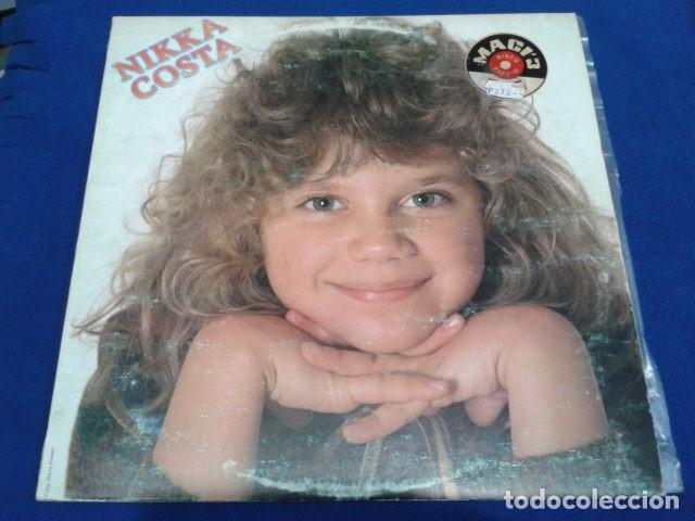 Discos de vinilo: LP VINILO ( NIKKA COSTA ) 1981 CBS ESPAÑA VINILO NUEVO LA FUNDA GASTADA - Foto 2 - 119254703