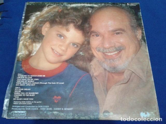 Discos de vinilo: LP VINILO ( NIKKA COSTA ) 1981 CBS ESPAÑA VINILO NUEVO LA FUNDA GASTADA - Foto 3 - 119254703