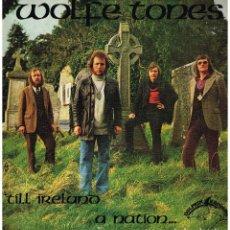 Discos de vinilo: WOLFE TONES - TILL IRELAND A NATION - LP 1974 - PORTADA DOBLE CON LIBRETO - ED. IRLANDA. Lote 119272439