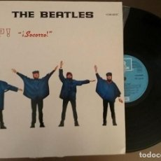 Discos de vinilo: LP BEATLES - HELP - ODEON 1965. Lote 119281443