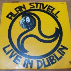 Discos de vinilo: ALAN ESTIVELL - LIVE IN DUBLIN. Lote 119281531