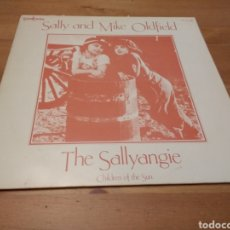 Discos de vinilo: SALLY AND MIKE OLDFIELD - THE SALLYANGIE - CHILDREN OF THE SUN. Lote 119281966