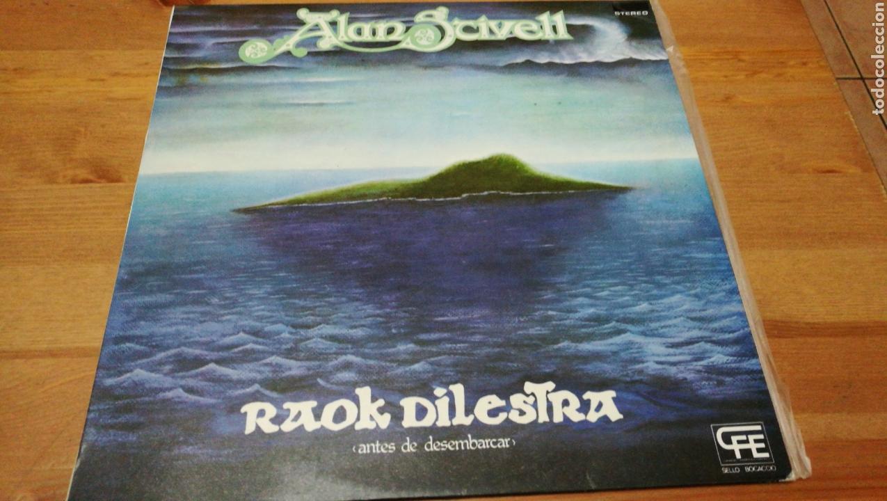 ALAN STIVELL - RAOK DILESTRA (ANTES DE DESEMBARCAR) (Música - Discos - LP Vinilo - Country y Folk)