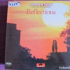 Discos de vinilo: LP - JAMES LAST - REFLECTIONS (SPAIN, POLYDOR 1983). Lote 119286159