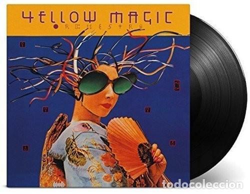 YMO USA & YELLOW MAGIC ORCHESTRA * 2LP 180G. AUDIOPHILE VINYL* PORTADA GATEFOLD * FOLDERS *FUNDA PVC (Música - Discos - LP Vinilo - Pop - Rock - New Wave Extranjero de los 80)
