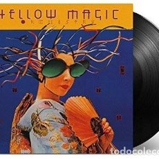 Discos de vinilo: YMO USA & YELLOW MAGIC ORCHESTRA * 2LP 180G. AUDIOPHILE VINYL* PORTADA GATEFOLD * FOLDERS *FUNDA PVC. Lote 190854622
