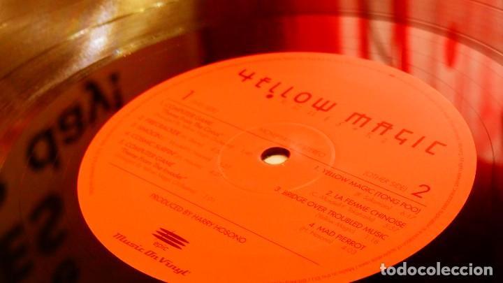 Discos de vinilo: YMO USA & Yellow Magic Orchestra * 2LP 180g. audiophile vinyl* Portada Gatefold * Folders *Funda PVC - Foto 3 - 174866914