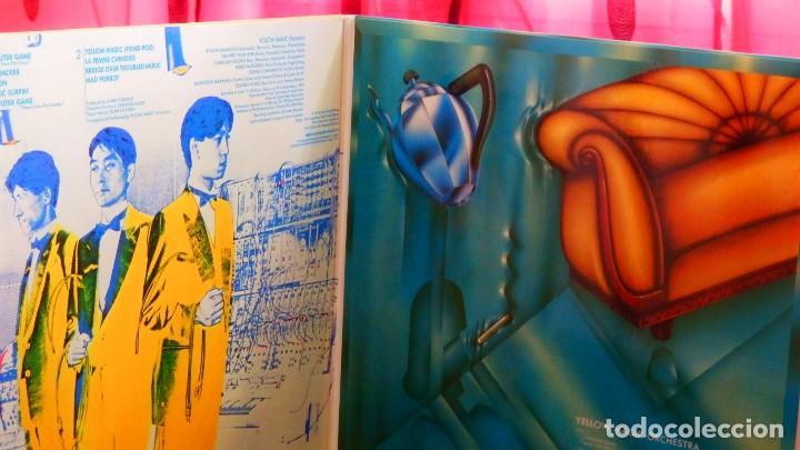 Discos de vinilo: YMO USA & Yellow Magic Orchestra * 2LP 180g. audiophile vinyl* Portada Gatefold * Folders *Funda PVC - Foto 6 - 174866914