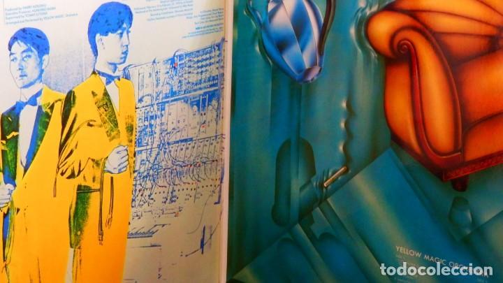 Discos de vinilo: YMO USA & Yellow Magic Orchestra * 2LP 180g. audiophile vinyl* Portada Gatefold * Folders *Funda PVC - Foto 7 - 174866914