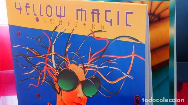 Discos de vinilo: YMO USA & Yellow Magic Orchestra * 2LP 180g. audiophile vinyl* Portada Gatefold * Folders *Funda PVC - Foto 8 - 174866914