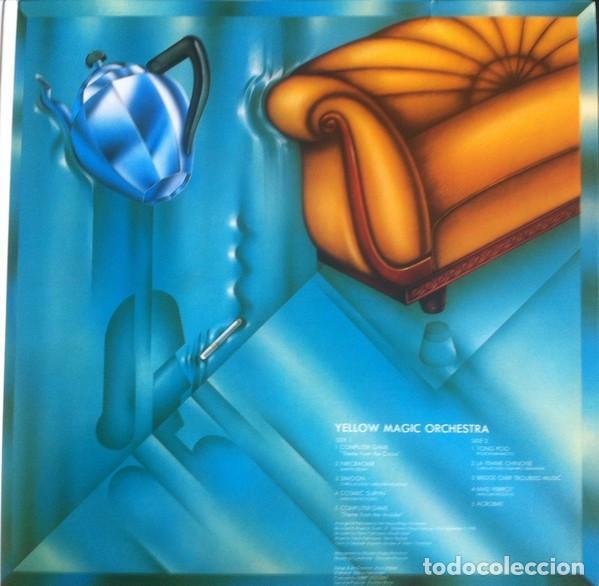 Discos de vinilo: YMO USA & Yellow Magic Orchestra * 2LP 180g. audiophile vinyl* Portada Gatefold * Folders *Funda PVC - Foto 11 - 174866914