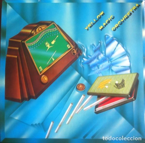 Discos de vinilo: YMO USA & Yellow Magic Orchestra * 2LP 180g. audiophile vinyl* Portada Gatefold * Folders *Funda PVC - Foto 12 - 174866914