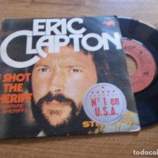 Dischi in vinile: ERIC CLAPTON. I SHOT THE SHERIFF,. Lote 119295747