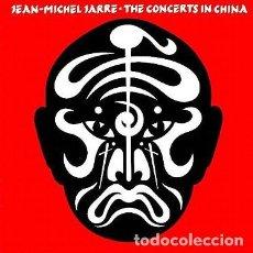 Discos de vinilo: JEAN-MICHEL JARRE – THE CONCERTS IN CHINA (ED.: ESPAÑA, 1982). Lote 119309291