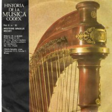 Discos de vinilo: VINILO DE MOZART. Lote 119312055
