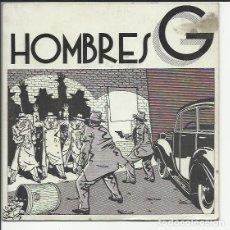 Disques de vinyle: HOMBRES G SG LOLLIPOP 1983 MARTA TIENE UN MARCAPASOS/ LA CAGASTE BURT LANCASTER . Lote 119325379