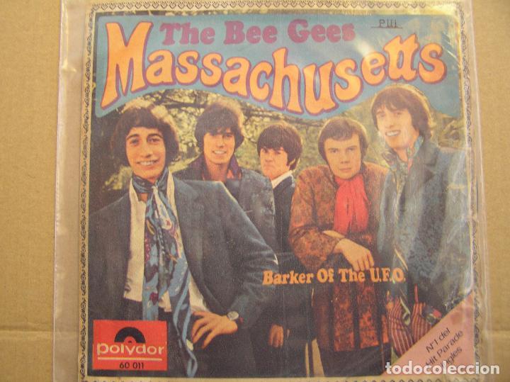 musica massachusetts bee gees