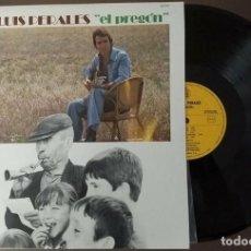 Discos de vinilo: LP JOSE LUIS PERALES - EL PREGON - HISPAVOX 1983. Lote 119336595