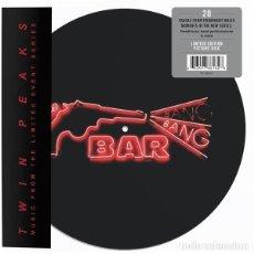 Discos de vinilo: LP BSO TWIN PEAKS - MUSIC FROM THE LIMITED EVENT SERIES 2LP NUEVO PRECINTADO RSD 2018. Lote 119362695