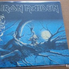 Discos de vinilo: IRON MAIDEN FEAR OF THE DARK 2XLPS GATEFOLD SPAIN 1992. Lote 119364131