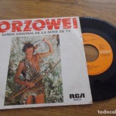 Discos de vinilo: ORZOWEI.. Lote 119368759