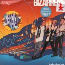 Discos de vinilo: BIZARRE INC . ENERGIQUE / TRIPLE LP DE 1992 RF-5322. Lote 119376731