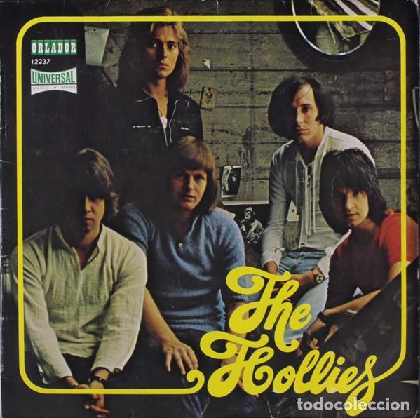 THE HOLLIES LONG COOL WOMAN EP 1973. CIRCULO DE LECTORES ORLADOR 12237 (Música - Discos de Vinilo - EPs - Pop - Rock Extranjero de los 70)