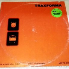 Discos de vinilo: TRAXFORMA - QUALITY MADRID 1996. Lote 119413271