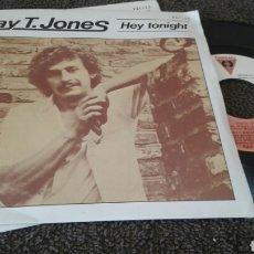 Discos de vinilo: DISCO VINILO SINGLE RAY T. JONES. Lote 119418828