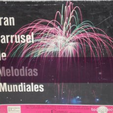 Discos de vinilo: VINILO DE MELODIAS MUNDIALES CON LA NUEVA ORQUESTA SINFONICA DE LONDRES (12 VINILOS). Lote 119430151
