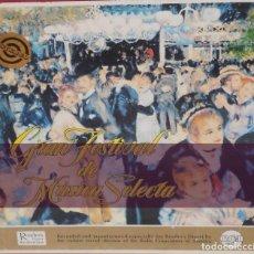 Discos de vinilo: VINILOS DE GRAN FESTIVAL DE MUSICA SELECTA, ORQUESTA SINFONICA DE LONDRES, CON 12 VINILOS.. Lote 119443287